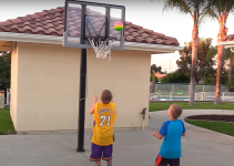 Kid Basketball Hoop