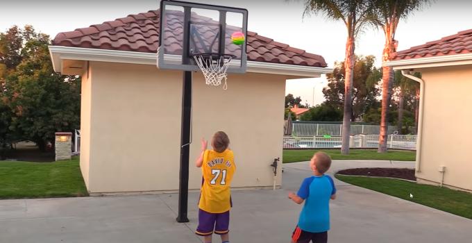 Kid Basketball Hoop
