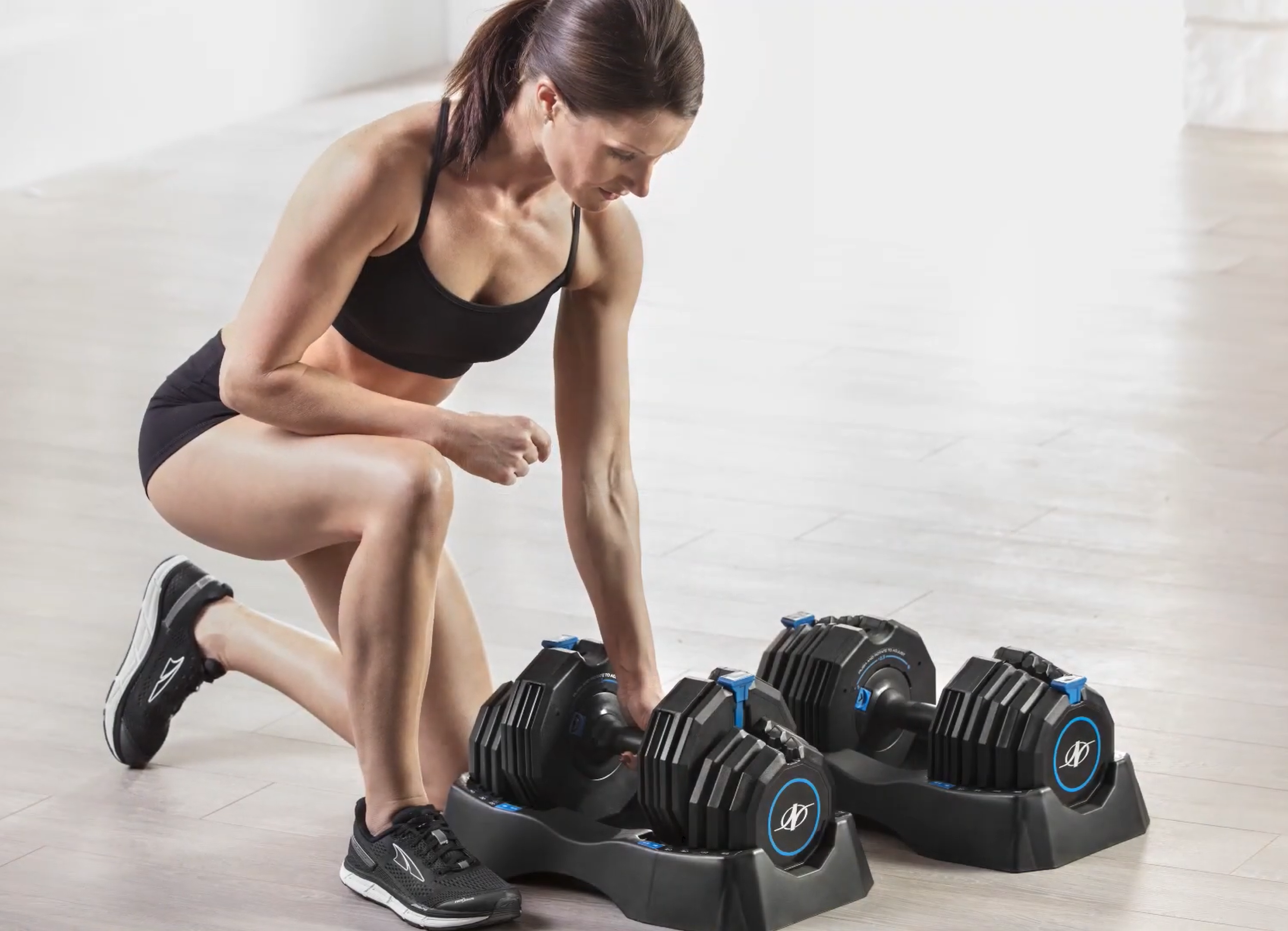 Cheap Adjustable Dumbbell Set