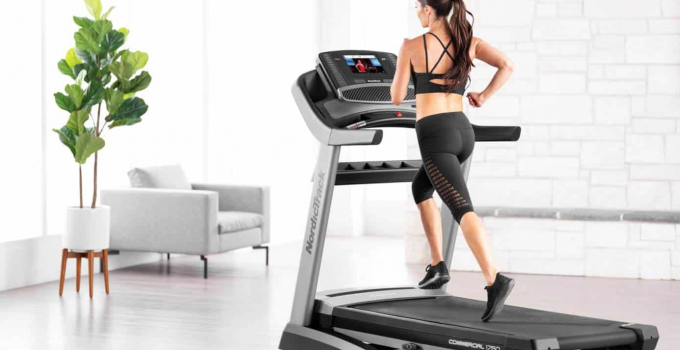 BEST TREADMILLS WITH TV SCREENS AND INTERNET