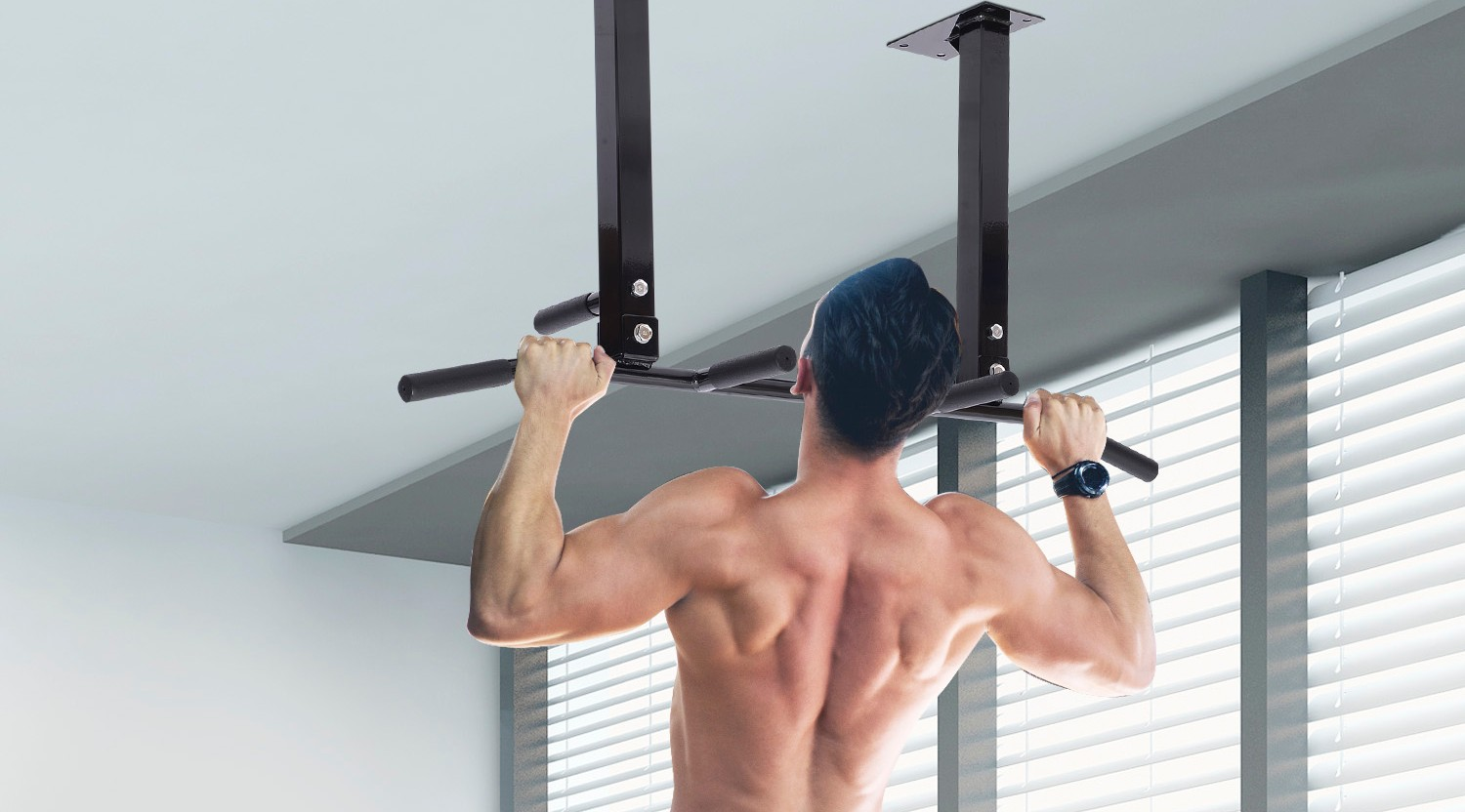 What is the Best Width, Diameter, Pipe, Size for a Pull Up Bar?