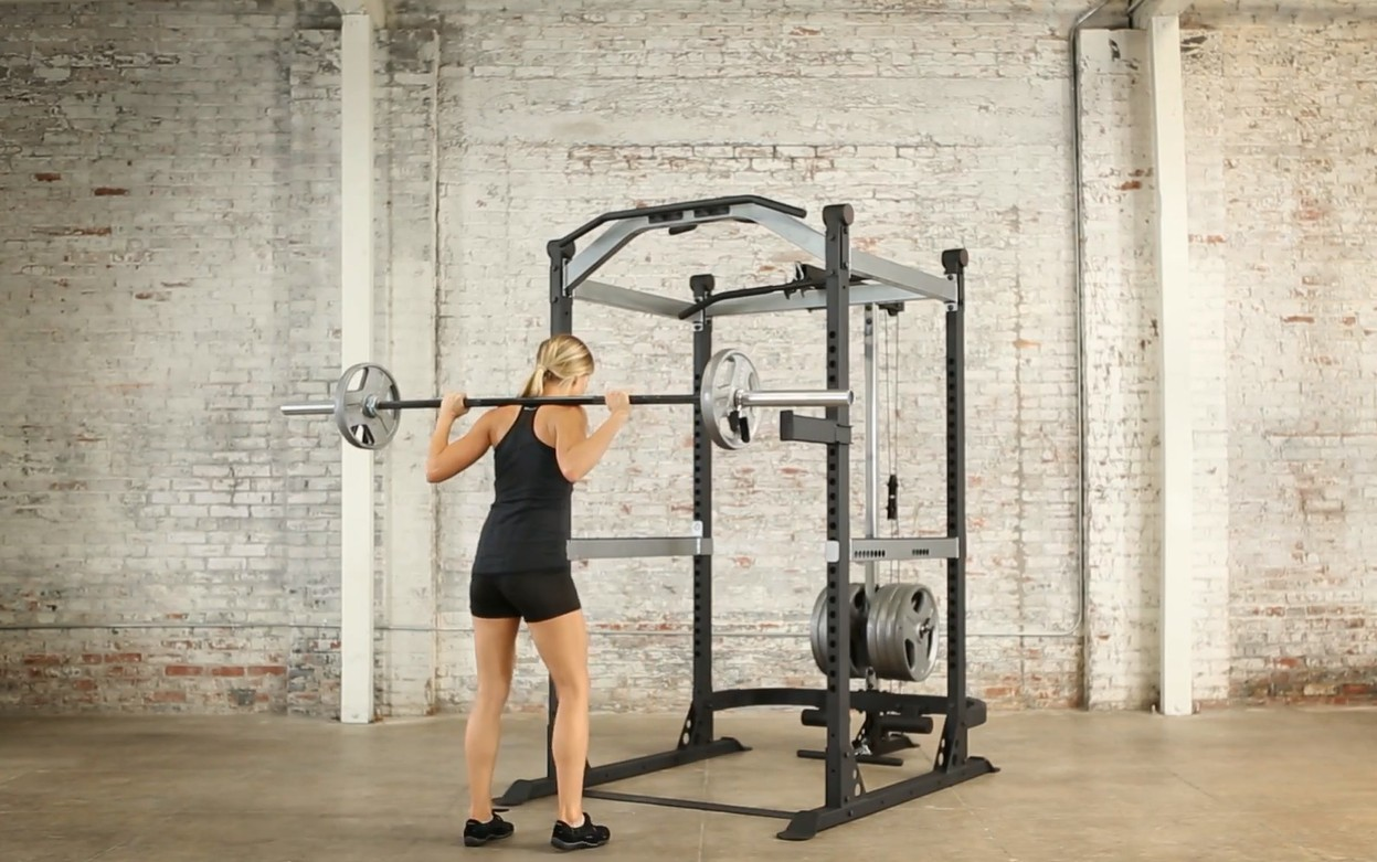 Best Power Rack With Lat Pulldown