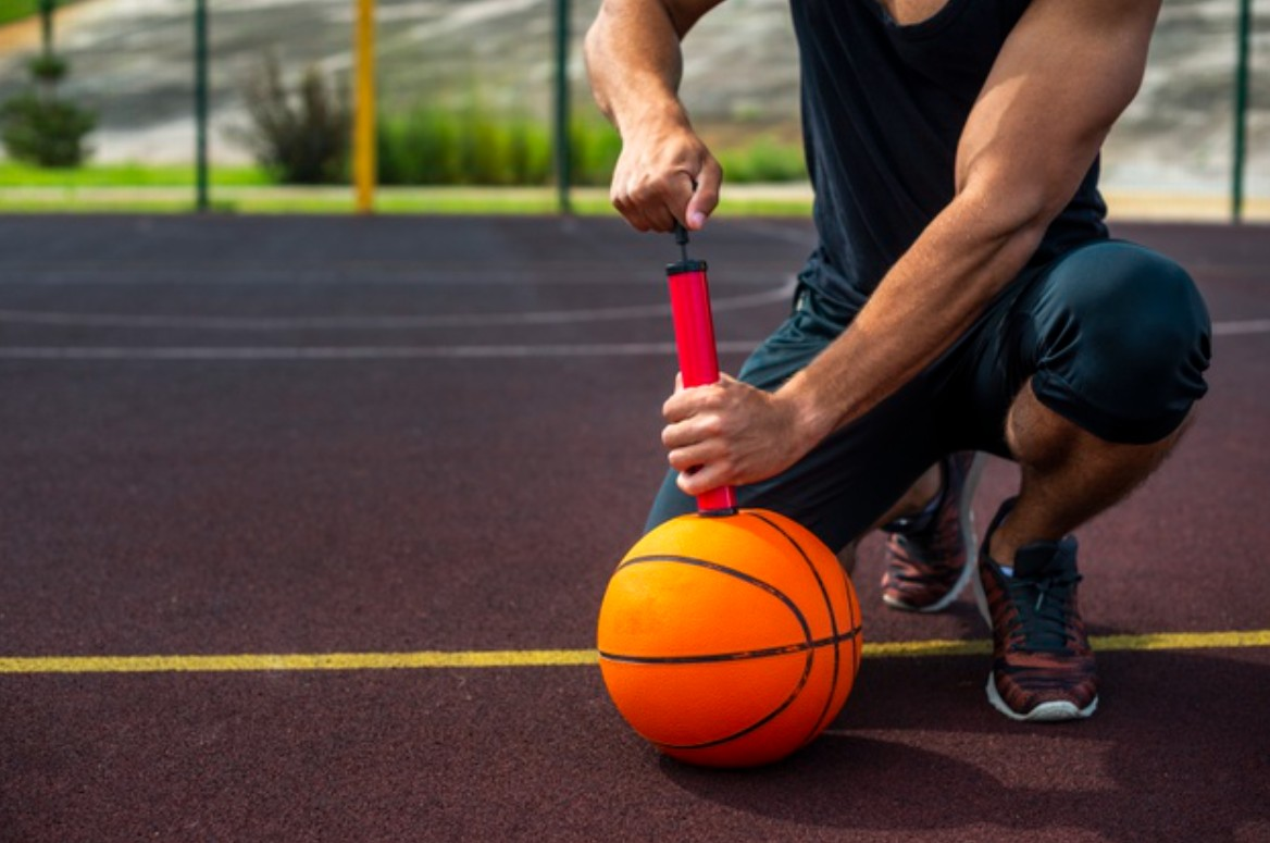 How To Inflate A Basketball