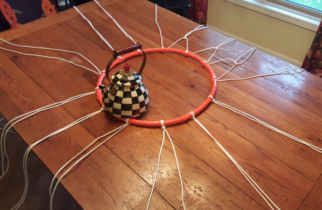 How To Make A Basketball Hoop