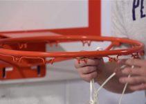 How To Put A Net On A Basketball Hoop